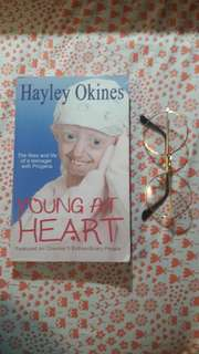 Hayley Okines: Young at heart