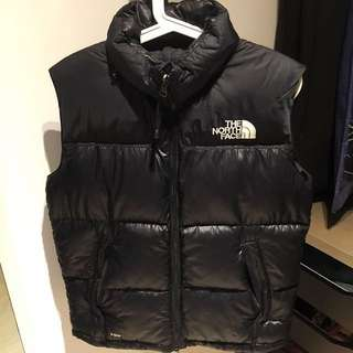 North Face 700 背心款羽絨