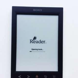 SONY READER EBOOK KINDLE