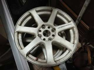 SPORT RIM WORK EMOTION XT7 JAPAN