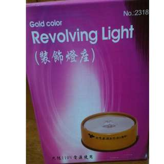 LED 可旋轉裝飾燈座 家飾品 可店面藝品展示 當佛燈神燈神明燈祖先燈