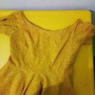 Sabrina top untuk atasan kain batik