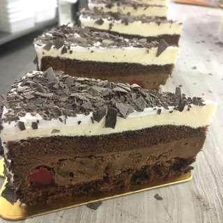 快閃優惠 黑森林蛋糕