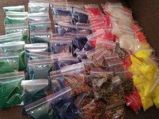 10 grams water beads