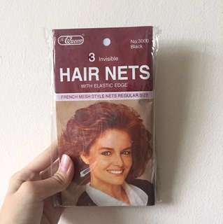 ($2/pack )bun nets
