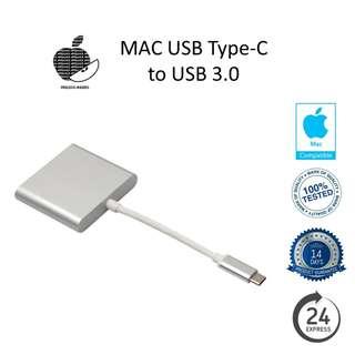USB Type-C to 3 X USB 3.0 Hub
