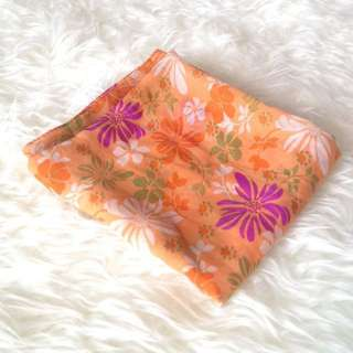 •NEW• Orenji Blossom Shawl