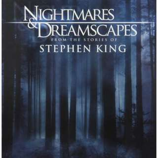 Stephen king nightmare and dreamscape dvd