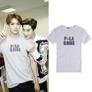 exo ooh sehun t-shirt / tee
