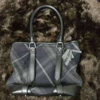Burberry Tote Bag PRELOVED AUTHENTIC