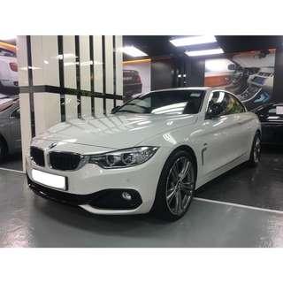 2015/16 BMW 420i SPORT CABRIO