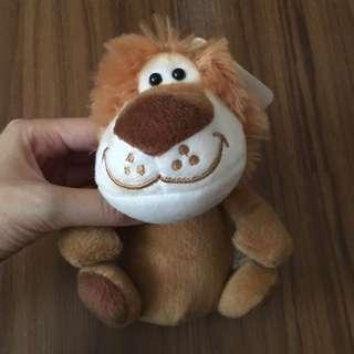 Lion plush toy / soft toy