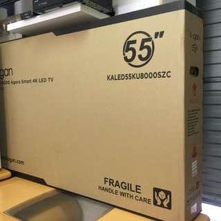 """55"""" smart tv"""