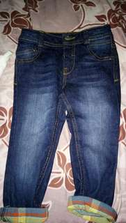 Celana jeans mothercare baby