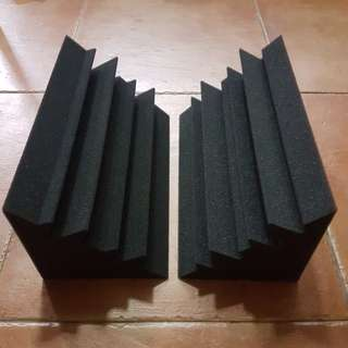 Bass Trap Soundproof Foam (24cm x 12cm x 12cm)