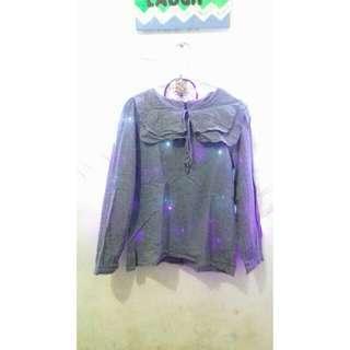 blouse / baju ala korea