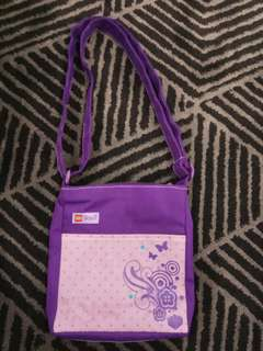 NEW Lego Friends kids sling bag