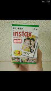 Polaroid Instax film