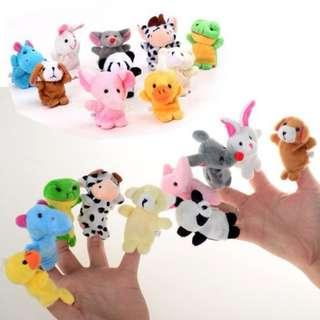 PROMOTION Animal finger READY STOCK