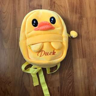Duckie backpack