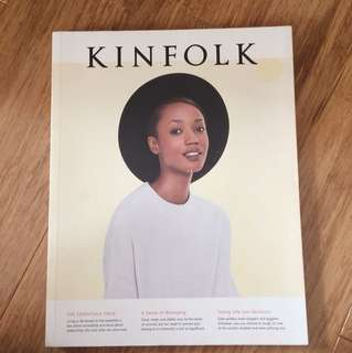 Kinfolk: The Essentials Issue