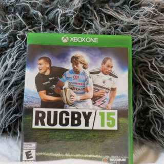 XBOX 1 RUGBY/15