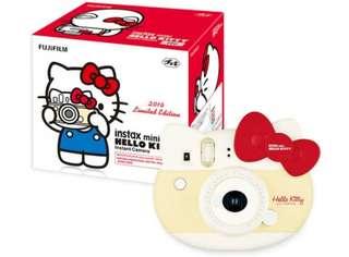 *BNIB* Hello Kitty Instax Mini Limited Edition 2016