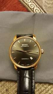 Mido Baroncelli II Automatic (DM for Authentication)