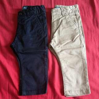 Zara khakis pants