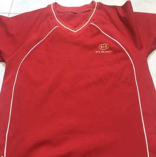 Kia shirt