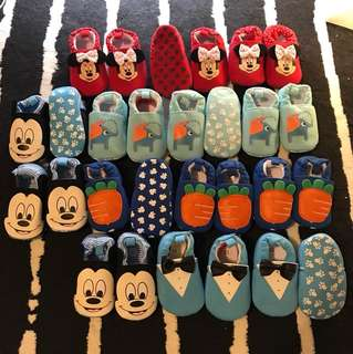 $6 - Baby Shoes
