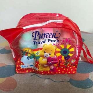 Pureen Travel Set - Toiletries (Small) (Negotiable)