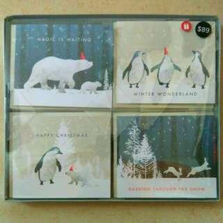 Christmas Card (馬莎) M&S
