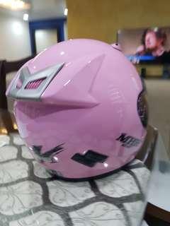Mhr helmet pink