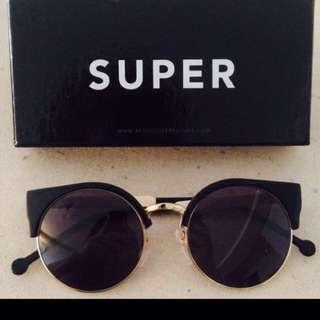 🚚 SUPER貓眼墨鏡 蕾哈娜著用款