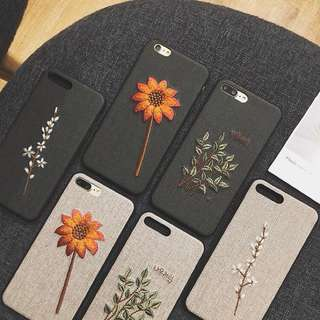 New Flower iPhone Shell