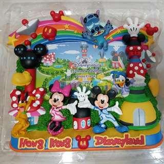 Photo frame from hongkong Disneyland
