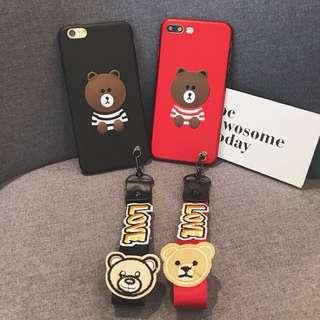 Cute Bears iPhone Shell