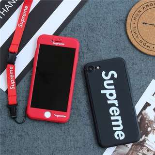 Supreme iPhone Shell