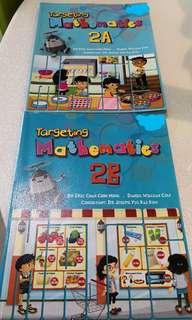 Primary school textbooks / assessment book