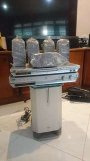 JVC Home Theatre System Model QP-ESIAL