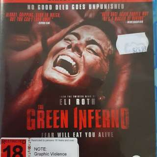 The Green Inferno - Director's Cut