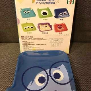 呀愁碟 Pixar 7-11 原價22蚊賣 全新有盒
