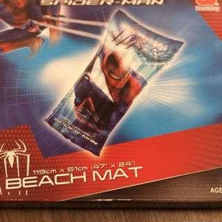 Beach Mat (inflatable) - Spider Man
