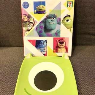 大眼仔 碟 Pixar 7-11 $20 全新有盒 disney
