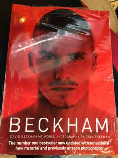 Brand New Beckham My World