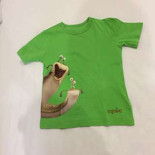 Gap special edition Epic movie shirt age 4 boys