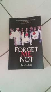 Forget Me Not (Horror)