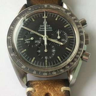 Vintage 1974 Omega Speedmaster 145.022 74 ST watch