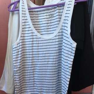 H&M Sando Stripes